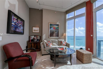Home for Sale at 6515 Collins Ave #1806, Miami Beach FL 33141