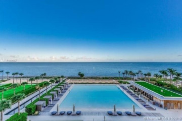 Home for Sale at 360 Ocean Drive #603S, Key Biscayne FL 33149