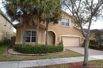 Home for Rent at 4078 Cascade Ter, Weston FL 33332