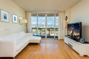 Home for Rent at 1800 Sunset Harbour Dr #1003, Miami Beach FL 33139