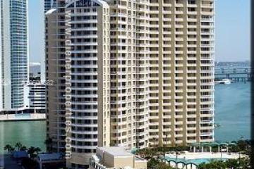 Home for Sale at 888 Brickell Key #1210, Miami FL 33131