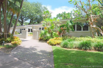 Home for Rent at 4825 Alhambra Cir, Coral Gables FL 33146
