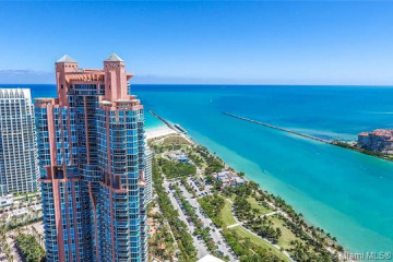 Home for Rent at 300 S Pointe Dr #904, Miami Beach FL 33139