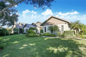 Home for Sale at 11959 SE Birkdale Run, Tequesta FL 33469