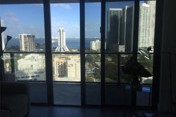 Home for Sale at 3401 NE 1st Ave #1707, Miami FL 33137