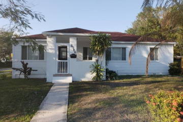 Home for Sale at 5785 SW 47th St, Miami FL 33155