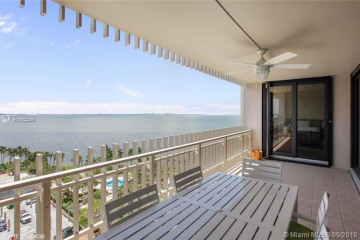 Home for Rent at 1 Grove Isle Dr #A1207, Miami FL 33133