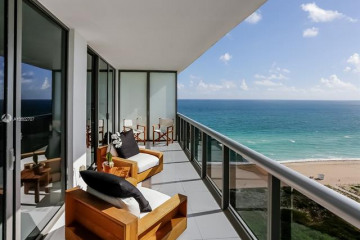 Home for Sale at 5875 Collins Ave #PH4, Miami Beach FL 33140