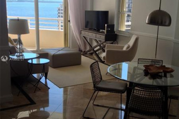 Home for Sale at 888 Brickell Key Dr #1609, Miami FL 33131
