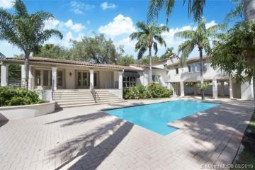Home for Rent at 7423 Vistalmar St, Coral Gables FL 33143