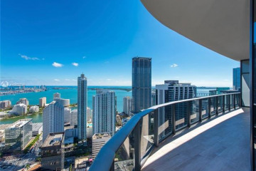 Home for Rent at 45 SW 9th St #PH4801, Miami FL 33130