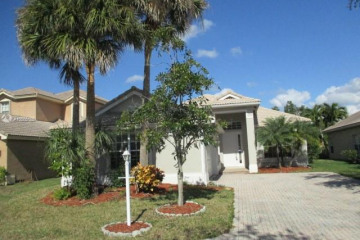 Home for Sale at 10917 NW 61st Ct, Parkland FL 33076