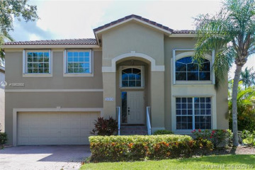 Home for Rent at 16010 Opal Creek Drive, Weston FL 33331