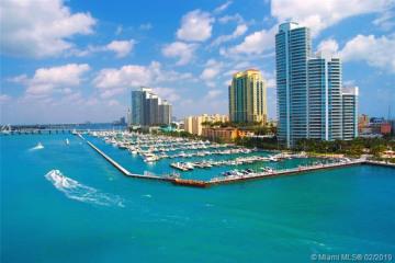 Home for Sale at 90 Alton #1708, Miami Beach FL 33139