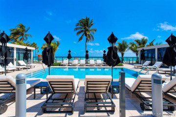 Home for Sale at 2101 S Surf Rd #PHC, Hollywood FL 33019
