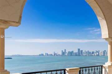 Home for Sale at 5203 Fisher Island Drive, Miami FL 33109