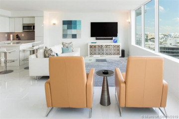 Home for Sale at 400 S Pointe Dr #1406, Miami Beach FL 33139
