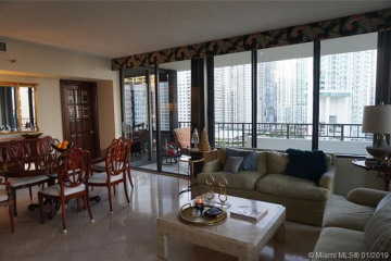 Home for Sale at 520 Brickell Key Dr #A1616, Miami FL 33131