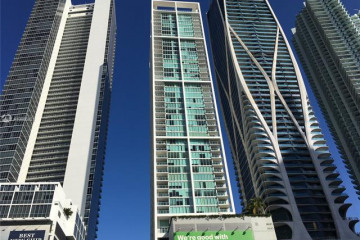 Home for Rent at 1040 Biscayne Blvd #1105, Miami FL 33132