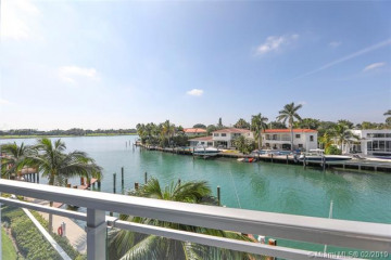 Home for Sale at 9400 W Bay Harbor Dr #304, Bay Harbor Islands FL 33154