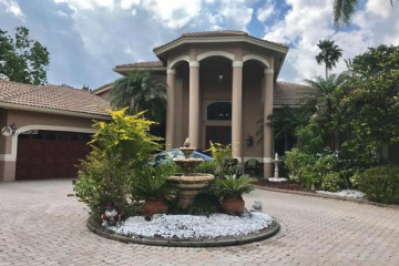 Home for Rent at 7273 NW 68th Dr, Parkland FL 33067