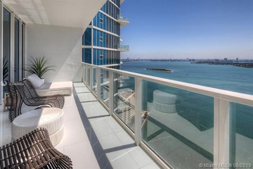 Home for Rent at 2020 N Bayshore Dr #3204, Miami FL 33137