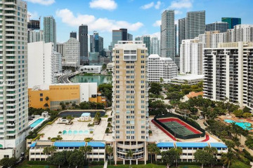 Home for Sale at 770 Claughton Island Dr #904, Miami FL 33131