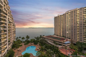 Home for Sale at 520 Brickell Key Dr #A1113, Miami FL 33131