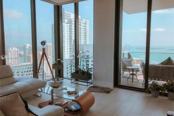 Home for Sale at 1010 Brickell Ave #4701, Miami FL 33131