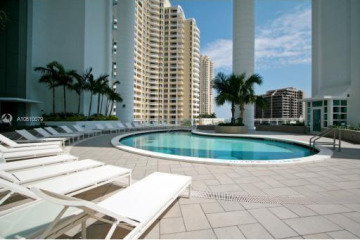 Home for Rent at 900 Brickell Key Blvd #2402, Miami FL 33131