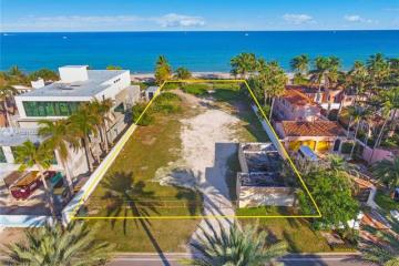 Home for Sale at 255 Ocean Blvd, Golden Beach FL 33160