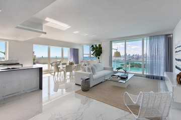 Home for Sale at 650 West Ave #PH01, Miami Beach FL 33139