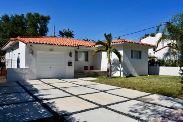 Home for Rent at 1307 Valencia Ave, Coral Gables FL 33134