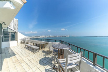 Home for Sale at 520 Brickell Key Dr #PH03, Miami FL 33131