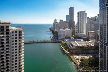 Home for Sale at 901 Brickell Key Blvd #3404, Miami FL 33131