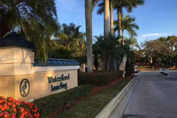Home for Rent at 1958 S Landing Way, Weston FL 33326