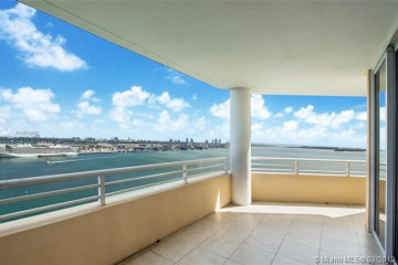 Home for Sale at 848 Brickell Key Dr #2101, Miami FL 33131