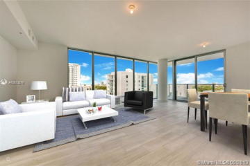 Home for Sale at 1600 SW 1st Ave #1002, Miami FL 33129