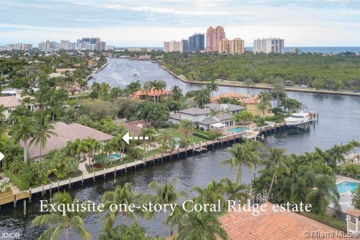 Home for Sale at 2748 NE 17th St, Fort Lauderdale FL 33305