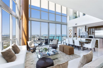 Home for Sale at 1100 Biscayne Blvd #PH6307, Miami FL 33132