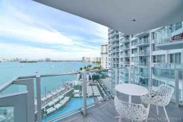 Home for Sale at 1100 West Ave #622, Miami Beach FL 33139