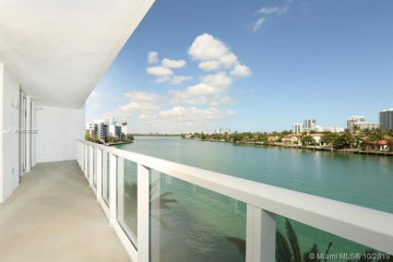 Home for Sale at 9821 E Bay Harbor Drive #405, Bay Harbor Islands FL 33154