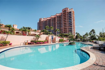 Home for Sale at 10 Edgewater Dr #7F, Coral Gables FL 33133