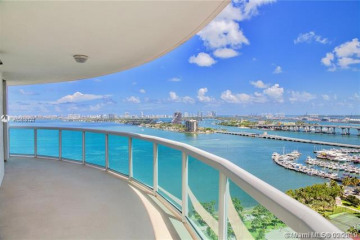 Home for Sale at 1800 N Bayshore Dr #2101, Miami FL 33132