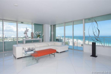 Home for Sale at 400 S Pointe Dr #2310, Miami Beach FL 33139