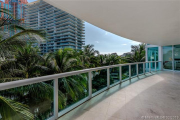 Home for Rent at 1000 S Pointe Dr #307, Miami Beach FL 33139