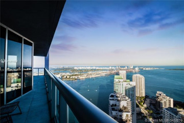 Home for Sale at 465 Brickell Avenue #LPH5601, Miami FL 33131
