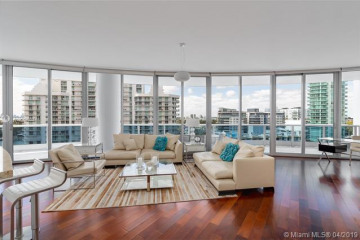 Home for Sale at 5959 Collins Ave #1101, Miami Beach FL 33140