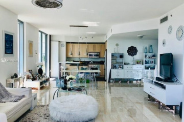 Home for Sale at 79 SW 12th St #3806S, Miami FL 33130