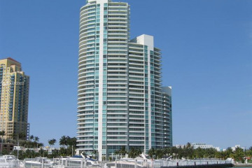 Home for Sale at 1000 S Pointe Dr #2801, Miami Beach FL 33139